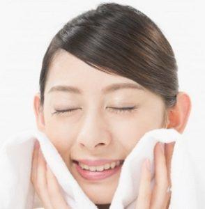 洗顔イメージ